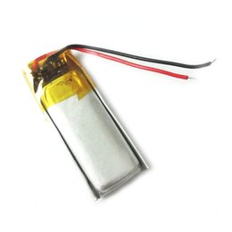 Casque bluetooth batterie rechargeable en Ligne-Batterie de casque Bluetooth E501230 5C18 de 3,7V 120mAh lipo li-polymère