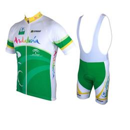 vêtements de cyclisme Promotion Maillots d'été pour cyclistes Roupa Ciclismo / Lycra à séchage rapide GEL Pad Race VTT Pantalon à bretelles pour vélo de montagne VTT pour vélo de montagne