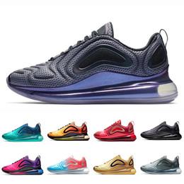 factory price a95f0 b3706 2019 scarpe tpu air max 720 shoes 2019 vendita calda Sea Forest KPU Uomo  Donna OG