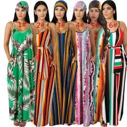 Womens une pièce robe sans manches été jupe designer maxi robe haute qualité lâche robe élégante luxe clubwear klw0324 ? partir de fabricateur