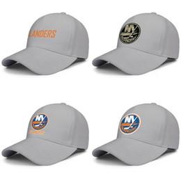 2019 chapéus azuis do sol da camuflagem New York Islanders ajustável chapéu de basebol das mulheres dos homens de hóquei azul de gelo equipado chapéus de sol logotipo principal Laranja camuflagem série de coco desconto chapéus azuis do sol da camuflagem