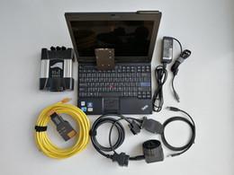 Canada Pour BMW ICOM NEXT Nouvelle Génération d'icom A2 + B + C Logiciel dans SSD Ordinateur Portable X201T i7 Tablet auto outil de diagnostic de voiture livraison gratuite Offre