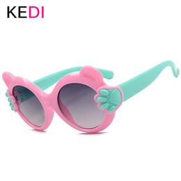 bebé gafas de sol infantil Rebajas Newe Kids Gafas de sol Baby Boy Girls Gafas de sol Sunglass Infant Oculos Shades UV400