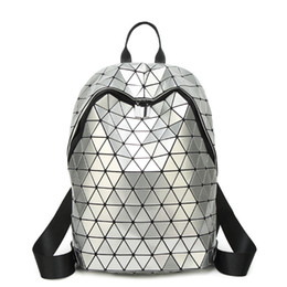 GEOMETRIC Triangles Backpack Stück Deutsch Sportrucksäcke