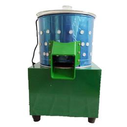 Maquina de plumas online-Pequeña máquina de depilación de plumas de paloma de paloma de pollo Desplumadora de aves Paloma Máquina de eliminación de vello de codorniz 110 V 220 V