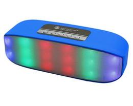 Portable Bluetooth LED haut-parleurs Portable Son sans fil comme marque haut-parleur Subwoofers stéréo 3D Haut-parleurs altavoz Caixa de som ? partir de fabricateur