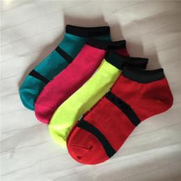 Pink Black Calcetines deportivos Calcetines deportivos para damas Mujer Algodón Calcetines Pink Skateboard Sneaker Medias 10PCS desde fabricantes
