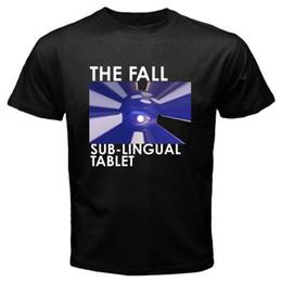 2019 t таблетка Новый осень группа суб языковой планшет альбом логотип мужская черная футболка размер S-3XLFunny бесплатная доставка унисекс случайный подарок дешево t таблетка