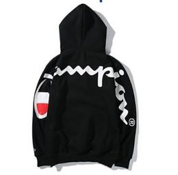 Marchio standard online-New crus Pullover Felpe moda Mark con cappuccio a maniche lunghe da donna con cappuccio da uomo