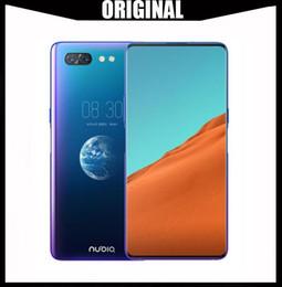 ZTE Nubia X Mobile Phone 8GB / 128 / 256GB Snapdragon 845 Octa Core 6.26 + 5.1 '' Pantalla dual 16 + 24MP Cámara 3800mAh Teléfono con huella digital desde fabricantes