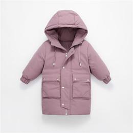 Child Thicken Winter Snowflake Deer Padded Coat Girls Cute Hoodie Jacket Parka Outdoor Long Snowsuit