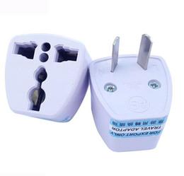 Ladegerätadapter weiß online-Universal Reiseadapter EU US AU nach UK AC Reisestecker Ladegerät Adapter Konverter 250V 10A Buchse Konverter Weiß