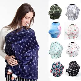 Cubierta multifuncional de lactancia materna Cubierta de cochecito de bebé Cubierta de carro de la compra del asiento de coche para bebé nueva Cubierta para la lactancia materna desde fabricantes