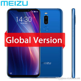 2019 4g lt chinesischen android entriegelt Original Meizu X8 6 GB 128 GB 4G LTE Handy Snapdragon 710 Octa Core 6,2 '' 2220 x 1080P Dual Rückfahrkamera 3210mAh Fingerabdruck