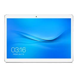 tableta dual core a23 Rebajas Teclast A10S Tablet PC MTK8163 64bit Quad-Core 10.1 pulgadas 1920 * 1200 Pantalla IPS 2GB ram 32GB Rom Android 7.0 WiFi Bluetooth GPS