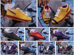 new products d5cd5 1b7f5 2019 Nuevos conceptos de diseño x Sb Dunk Low Kyrie Blue Purple Lobster Zapatos  para correr Dunks Mujer Hombres Entrenadores Zoom Zapatillas deportivas ...