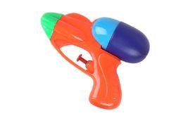Canada Pistolet à eau Jouets en plastique pour enfants en été Piscine Beach Party Favors Jeux de guerre de l'eau (couleur aléatoire) Offre