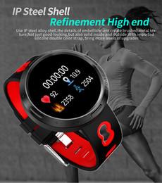 Умный здоровый браслет онлайн-Многоязычные смарт-часы M58 для смартфонов ios и android, спортивная одежда на открытом воздухе, мониторинг сна, здоровый браслет