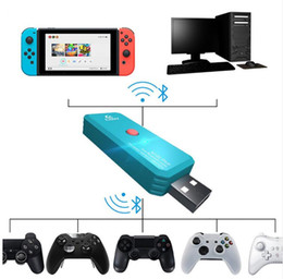 2019 8BitDo Bluetooth Adapter Wireless USB Adapter Receiver