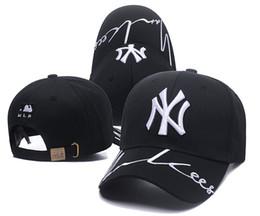 2019 мода Нью-Йорк Snapback бейсболки много цветов фуражка новая кость регулируемые Snapbacks спортивные шляпы для мужчин Бесплатная доставка заказ смешивания supplier free bones от Поставщики свободные кости