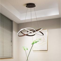 2019 arte pós-moderna Pós-modernista lustre minimalista atmosfera personalidade criativa sala de estar sala de jantar Nordic art restaurante Lustres luzes led arte pós-moderna barato