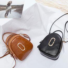 2019 bolsa de telefone celular crossbody Novo design PU bolsa de telefone celular pequeno saco Crossbody para mulheres meninas Little bolsa carteira Crossbody Pouch bolsa de telefone celular crossbody barato