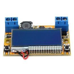 Schritt unten modul mini online-Amperemeter Durable Module Step Down Power Einstellbare Voltmeter DC-DC Mini-LCD-Anzeige