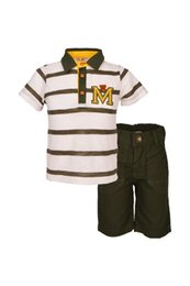 Wholesale Midimod MidiMod Collar Boy s T Shirt Team Shorts s età