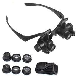 Çok 10X 15X 20X 25X Yüksek Kalite LED Büyüteç Çift Göz Gözlük Büyüteç Lens Kuyumcu İzle Onarım Büyüteç Ölçüm Araçları 467 nereden yuvarlak soket tedarikçiler