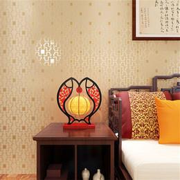 blocs en bois anciens Promotion Style chinois haute qualité papier peint rouleau 3d décoration de la maison nature papier peint hd 3d papier peint naturel