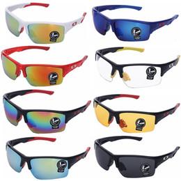 2019 lunettes de soleil à film réfléchissant Lunettes de soleil réfléchissantes pour hommes et femmes hommes promotion lunettes de soleil à film réfléchissant