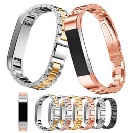 fitbit new watch Coupons - New strap For Fitbit Alta HR Replacement Band for fitbit Alta wristband Stainless Steel Bracelet metal smart Watch Band