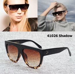Мода для век онлайн-JackJad Women Fashion Cat Eye 41026 Shadow 3 Dots Sunglasses Brand Design Gradient Sun Glasses Eyewear Oculos De Sol Feminino