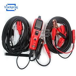 2019 xtool aggiornamento Autel PowerScan PS100 Tester per circuito elettrico per auto elettriche Tester per tester elettrici
