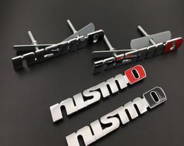 adesivo de nissan Desconto NOVO Metal 3D Moda Adesivos de Carro Grade Dianteira Emblema Emblema Grade Para Nissan Nike Tiida Teana Qashqai Almera Juke X Trail Auto Acessórios