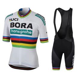 ac1f77da7 BORA 2019 cycling jersey men short sleeve shirt bib shorts MTB bicycle  clothing breathable road bike clothes sportswear Hot Sale Y021819