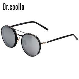 Круг мода оптический Спорт поляризованные очки рама с линзы для женщин людей от