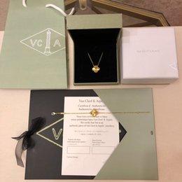 krytal halsketten Rabatt Frauen Halskette New Schmuck WSJ032 mit vorzüglichem Geschenk Box # 112149 ligongda6