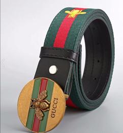 vente en gros de ceinture en or Promotion 2019 nouvelle mode Style 20 chaud en cuir véritable hommes et femmes ceintures marque de luxe haute qualité designer ceintures loisirs ceintures livraison gratuite