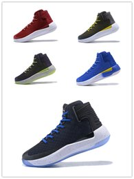 592bca1a2e5e Cheap Men Curry 3.5 basketball shoes Black Blue Red Yellow Grey white  stephen currys 3 Zero elite high top sneakers boots tennis