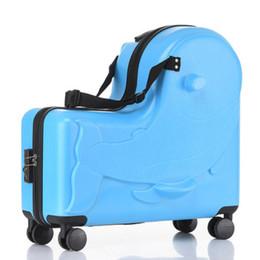 Bagages pour enfants, valise trolley 20 pouces 24 pouces, valise de bande dessinée pour bébé et femme, boîte de voyage à roulettes pour enfants, cadeau pour enfant ? partir de fabricateur