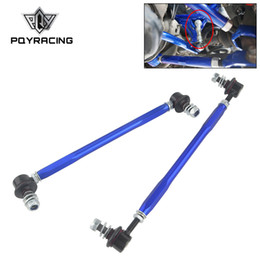 Joint end online-PQY - 320mm-365mm giunto snodato regolabile Roll Sway Bar End Link per BWM Holden Toyota VW PQY-SEL29