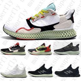 2019 Futurecraft Alphaedge 4D LTD Hender Şeması ZX 4000 4D Baskı Karbon Erkekler Kadınlar Koşu AlphaEdge Spor Ayakkabı Tasarımcısı Sneakers Eğitmenler cheap running shoes men zx nereden koşu ayakkabıları erkekler zx tedarikçiler