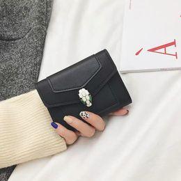 50a3c8dd8 2019 carteira de mulher simples Simples cor carteira saco atacado e mulheres  cartão caso Taiga camuflagem