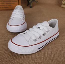 183db3cf 2019 обувь для мальчиков бренды Новый бренд дети холст обувь Мода высокая  низкая обувь мальчиков и