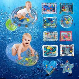 Canada Coussin gonflable gonflable de l'eau de bébé de mode portable durable durable d'impression animale Jouet gonflable nouveau coussin gonflable de l'eau de bébé Offre