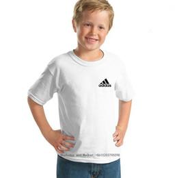 07b100ebbbd9c chemises peintes garçons Promotion Blanc pur coton enfants Culture Blouses T -shirt mignon peint à