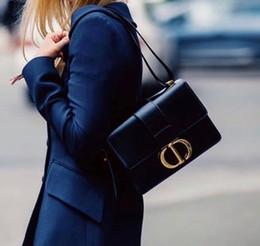 Sacs de mode de printemps coréen en Ligne-2019 printemps et en été nouvelle épaule des femmes coréennes S sac à bandoulière en cuir portable à la mode sauvage À luxe principal24 * 17 * 8 cm