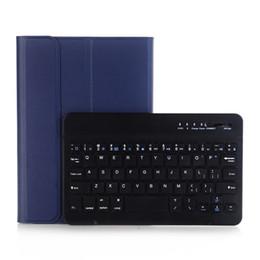 Argentina Unltra-thin Funda de piel para teclado para iPad mini 1/2/3 bluetooth cajas de teclado inalámbrico mayorista Smart ipad teclado de cubierta envío gratis cheap tablet cases wholesaler Suministro