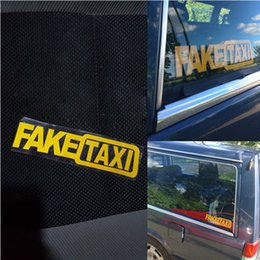 This Vehicle Is Fitted With An Image Recording Camera taxi Sticker Car Van C001